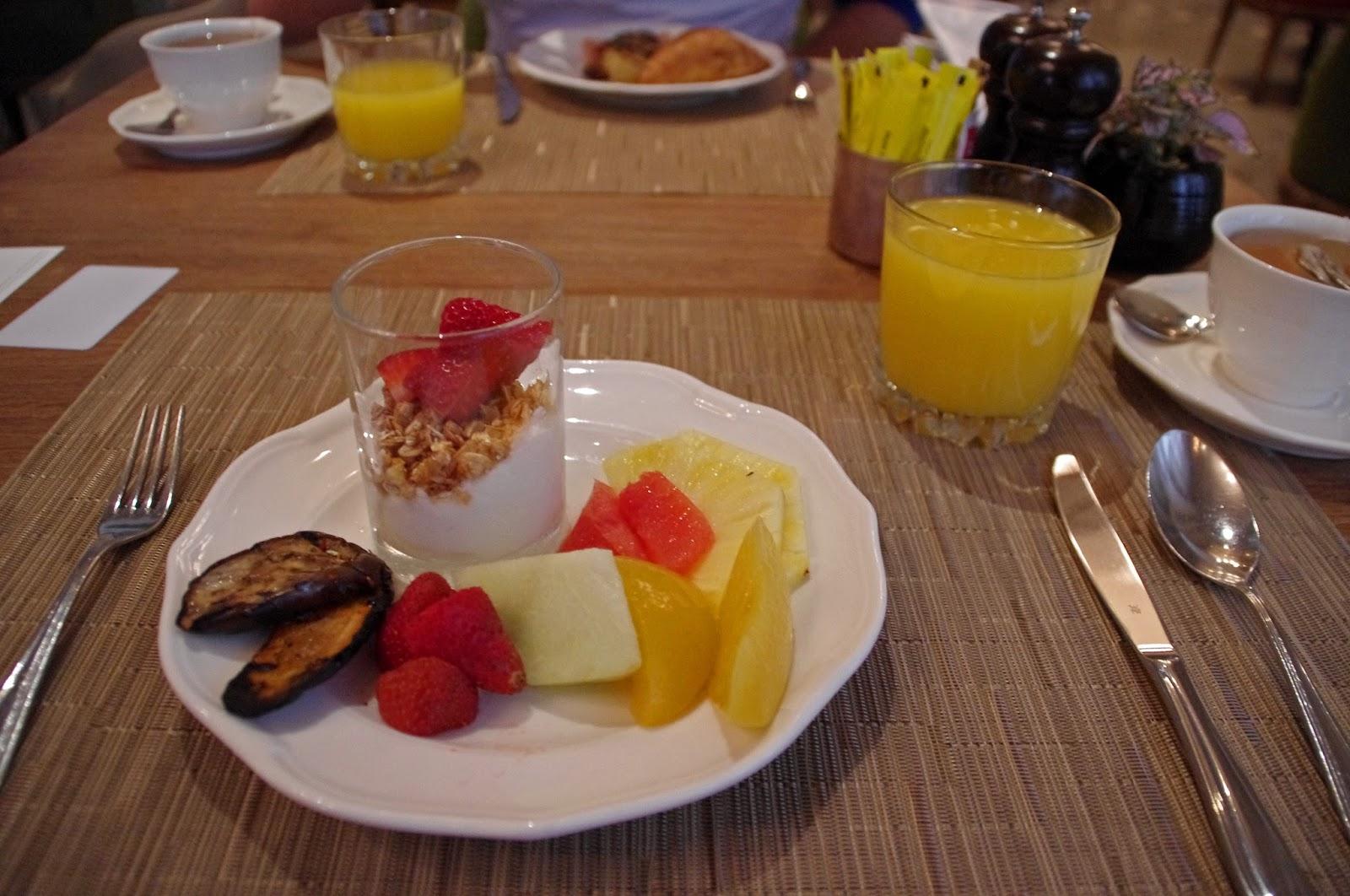 Vault Karaköy Breakfast