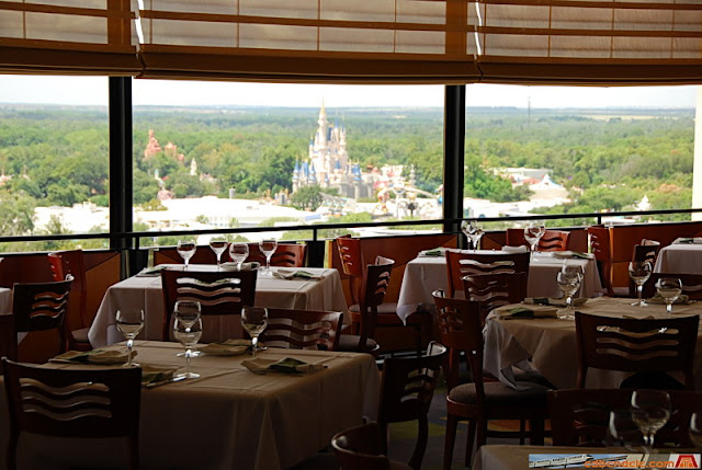 Restarante California Grill no Contemporary Resort
