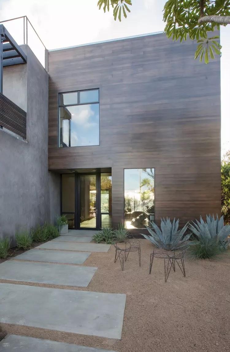 uma casa moderna em los angeles design innova