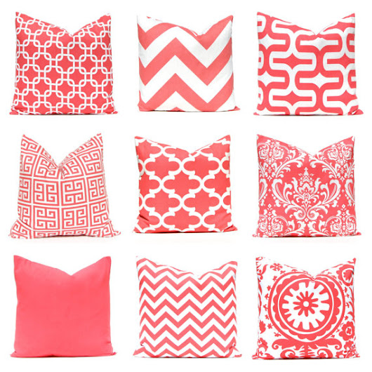 Home Decor - Just Swap the Pillow (covers)