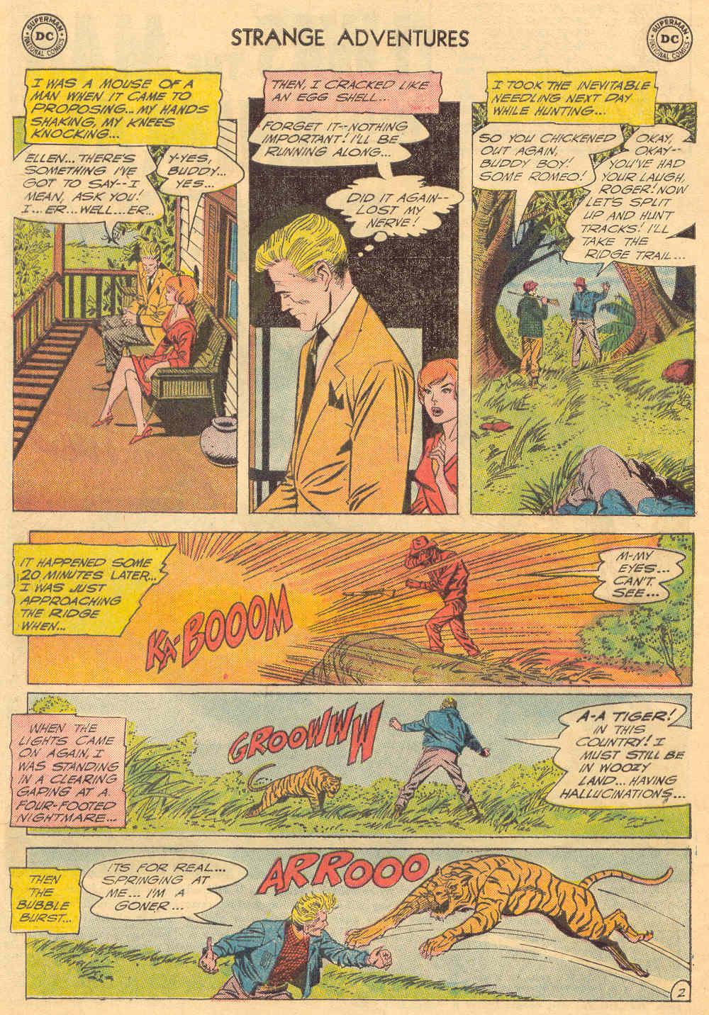 Strange Adventures (1950) issue 180 - Page 4