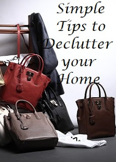Simple Tips to Declutter your Home