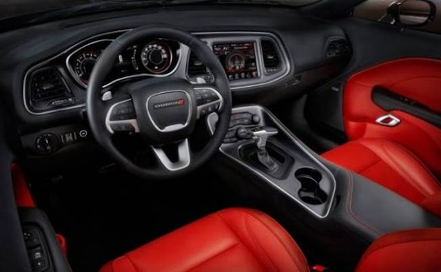 2020 Dodge Challenger Concept