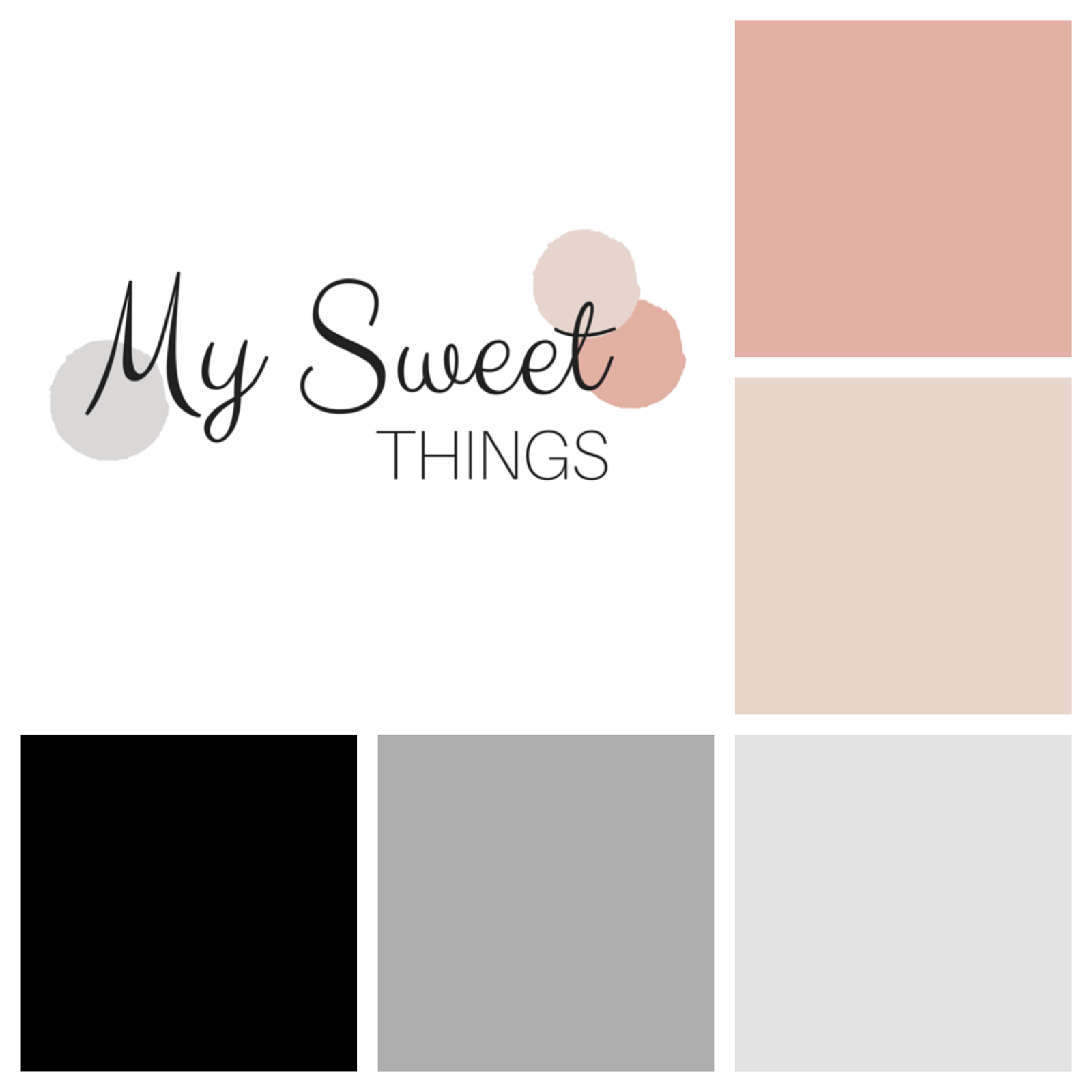 FELIZ ANIVERSARIO MY SWEET THINGS!!!!