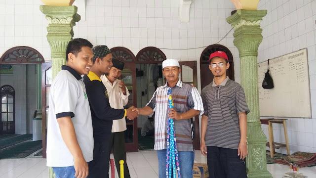 Sambut Ramadhan, PKS Medan Denai Bersih Bersih Masjid
