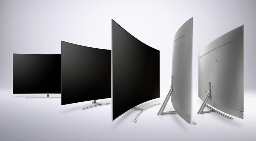 Alasan Samsung Masih Setia Dengan Curved Tv