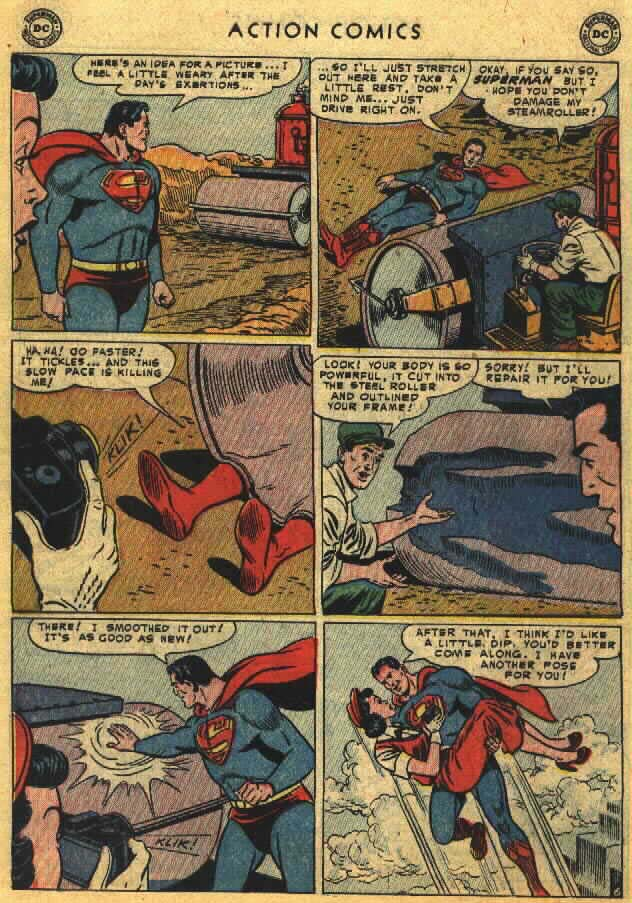 Action Comics (1938) 185 Page 7