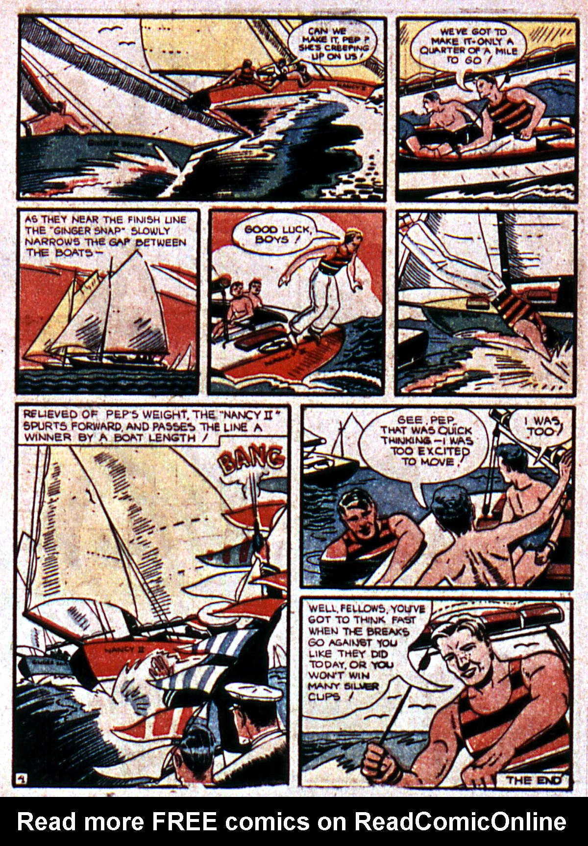 Read online Action Comics (1938) comic -  Issue #5 - 25