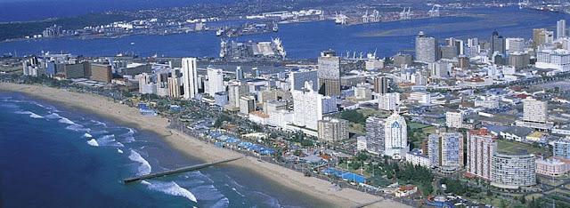 Durban Uçak Bileti