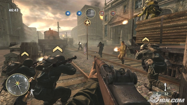 free  call of duty 3 full game