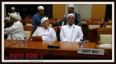 FPI, habib rizieq shihab, banyak kasus menerpa, Rizieq Syihab ke wakil rakyat, tetap di Bandung, Indonesia, Hukum, aksi demo, reaksi, DPR,