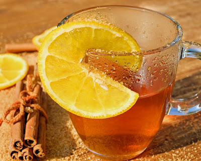 easy mango iced tea recipe, fresh mango iced tea recipe