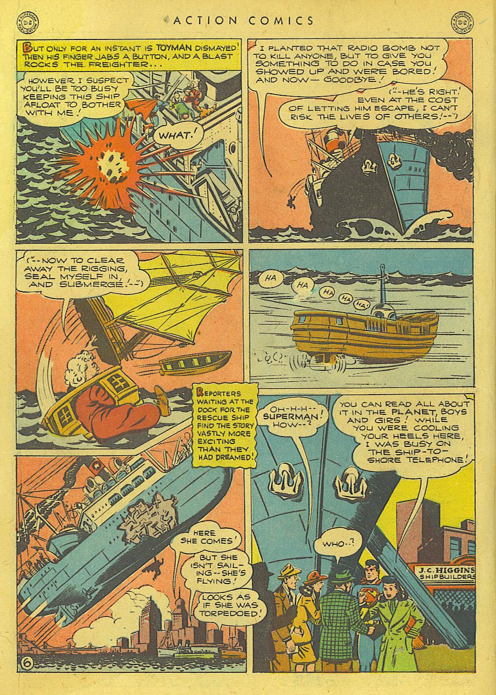 Action Comics (1938) 85 Page 7