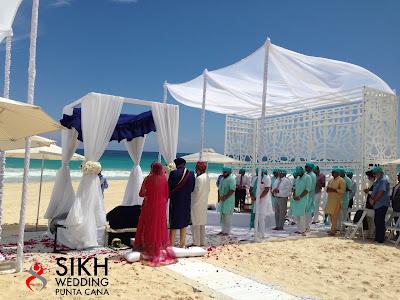 Sikh Wedding Dominican Republic
