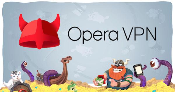 OPERA VPN IOS