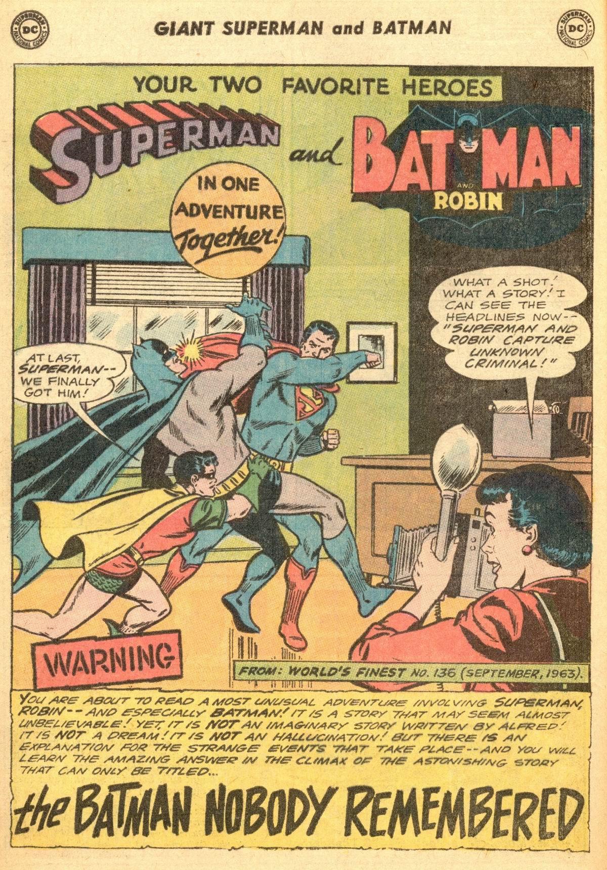 Read online World's Finest Comics comic -  Issue #188 - 52
