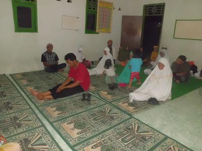 Ruqyah Di Kampung Cina, Natar, Lampung Selatan