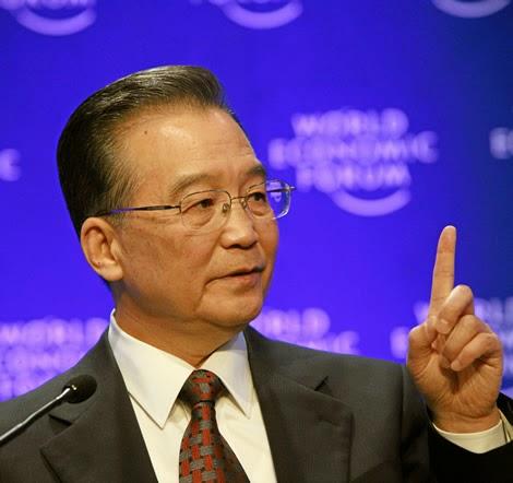 Wen Jiabao (Wen Chia-Pao)