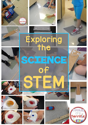 STEM and the Science behind the activities! It's not just about building things. Science and math are the core of engineering tasks in the classroom! Read this blog post for more!