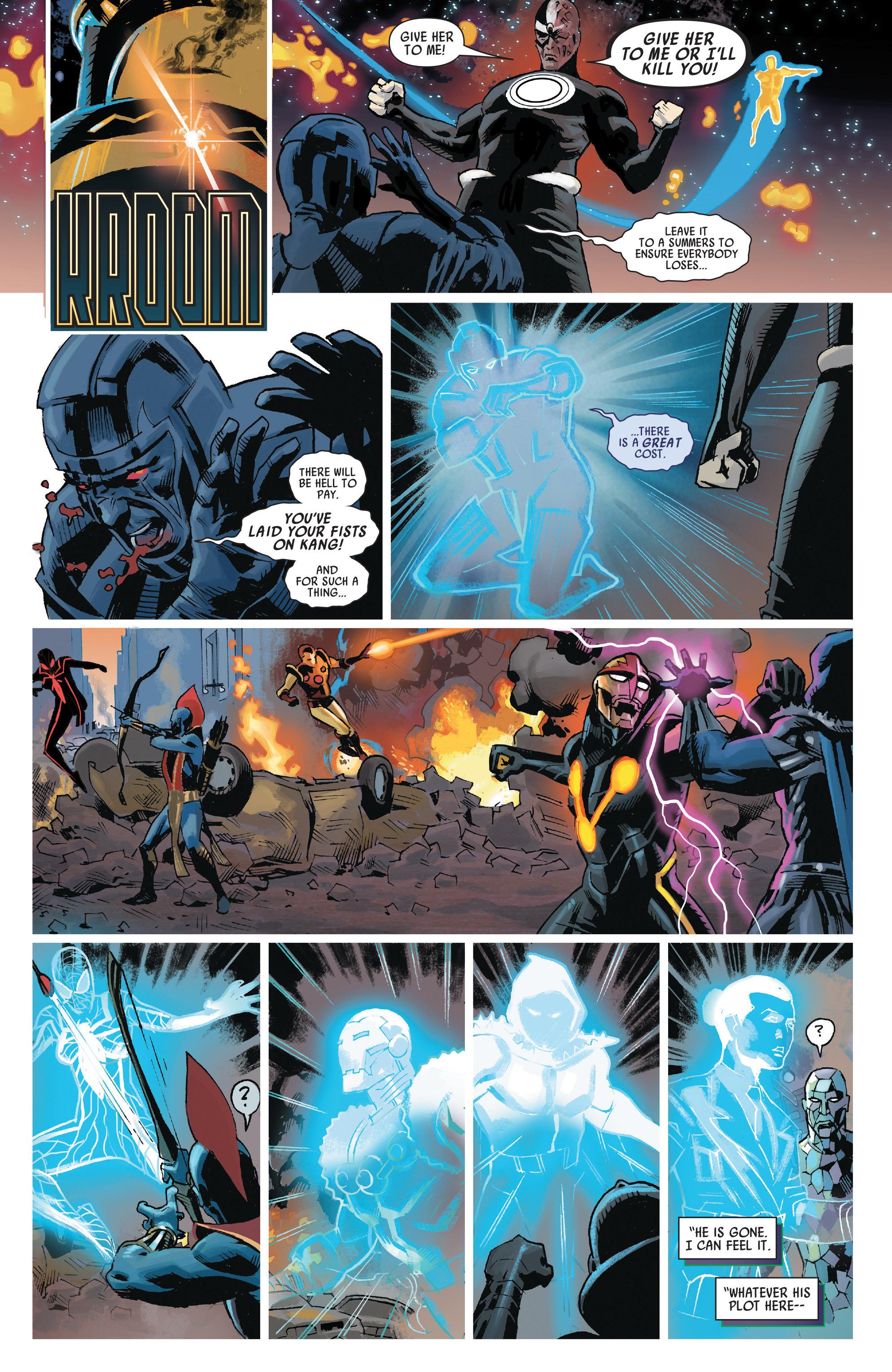 Read online Uncanny Avengers (2012) comic -  Issue #22 - 15