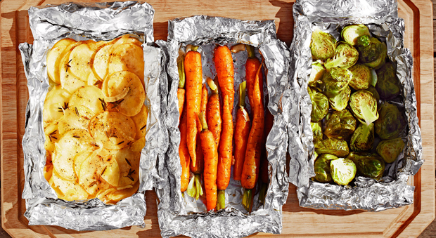 Foil Packet Cooking for Camping - A Beginner Guide and ...