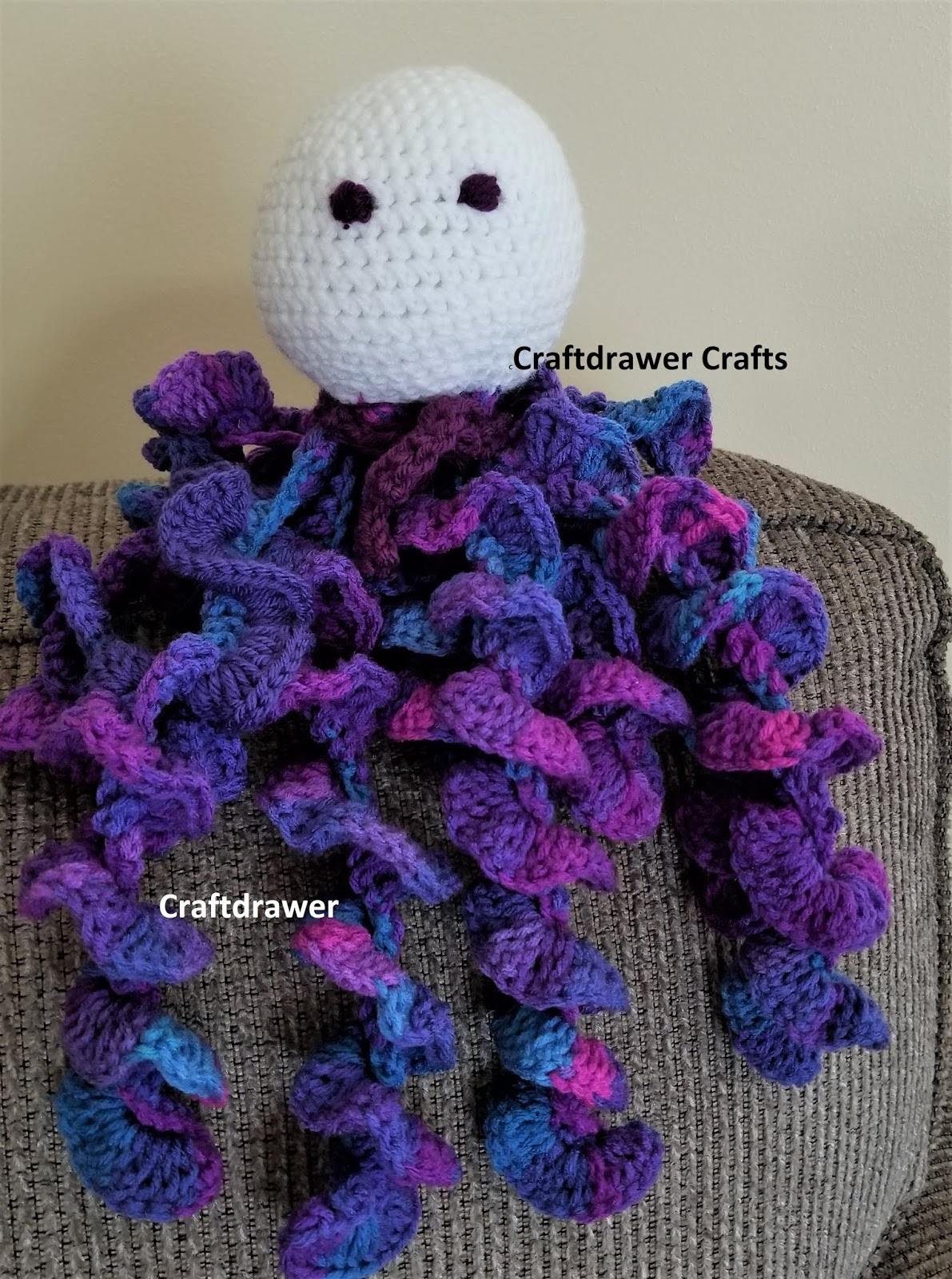 Crochet An Octopus With The Free Solidarity Octopus Pattern Download