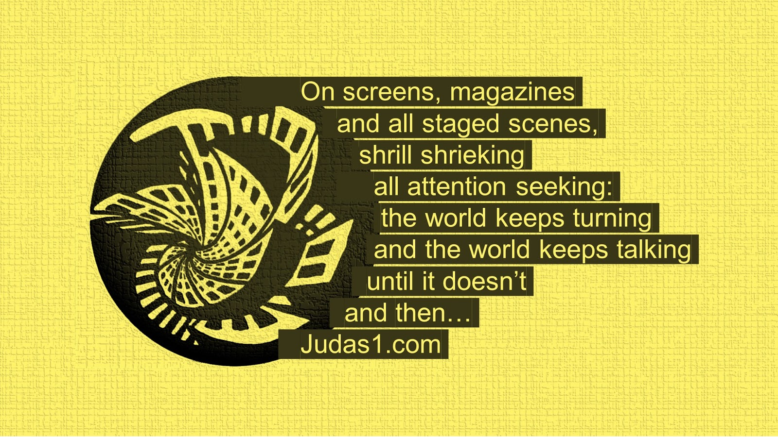 Scream screens poem by Judas1
