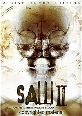 Saw II (2005) Dual Audio Hindi 300MB BluRay 480p UNRATED ESubs