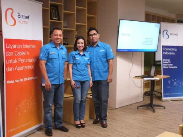 Alamat & Nomor Telepon CS Biznet Jakarta Utara
