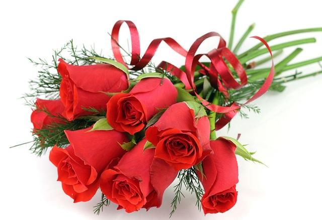 Bó hoa hồng đỏ đẹp nhất thế giới 15