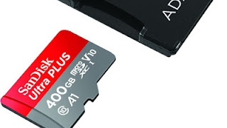 Are You Willing to Spend $250 Dollar on a 400GB microSD card?
