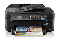 spell silent delivering all the most of import business office Epson WorkForce WF-2650 Printer Driver