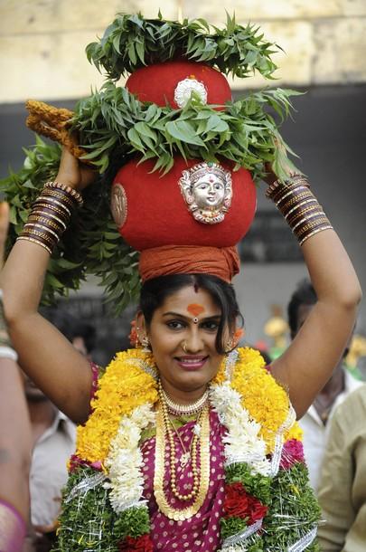 Telangana Bonalu Festival