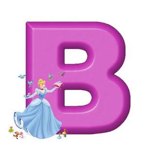 Cinderella Pink Abc. Cenicienta con Abc Rosa.