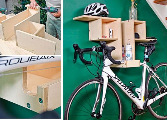guardar bicicleta, pendurar bicicleta, faça você mesmo, diy, a casa eh sua, acasaehsua, decoração, decor, bike storage, bike hanger,