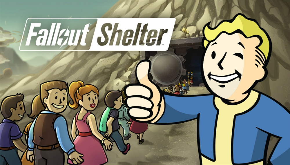 Fallout Shelter Android Download Poster