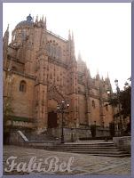 Cathédrale Salamanque Salamanca Cathedral