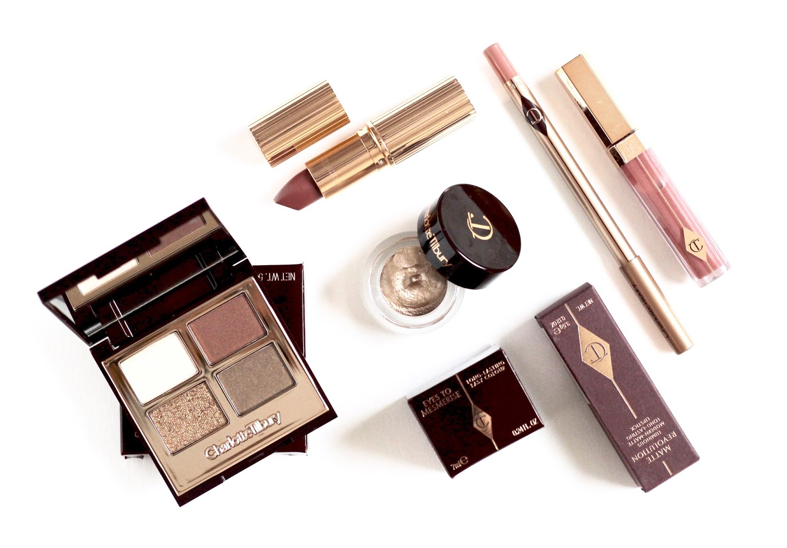 Charlotte Tilbury Haul || Review