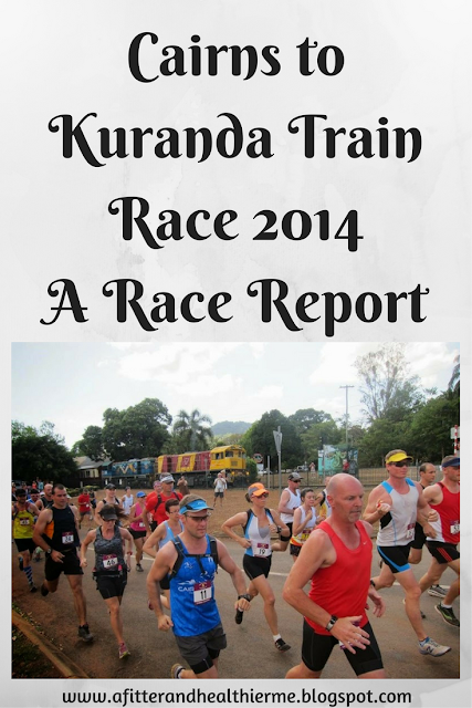 Cairns 2 Kuranda Train Race 2014