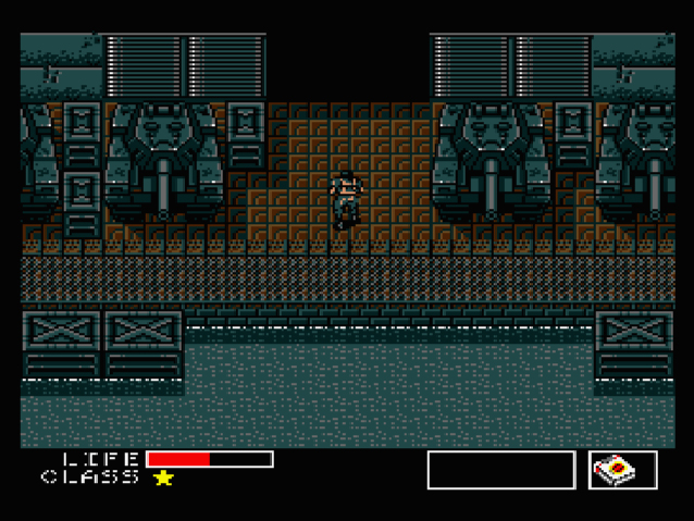 My all time favourite video games Metal Gear MSX 1987