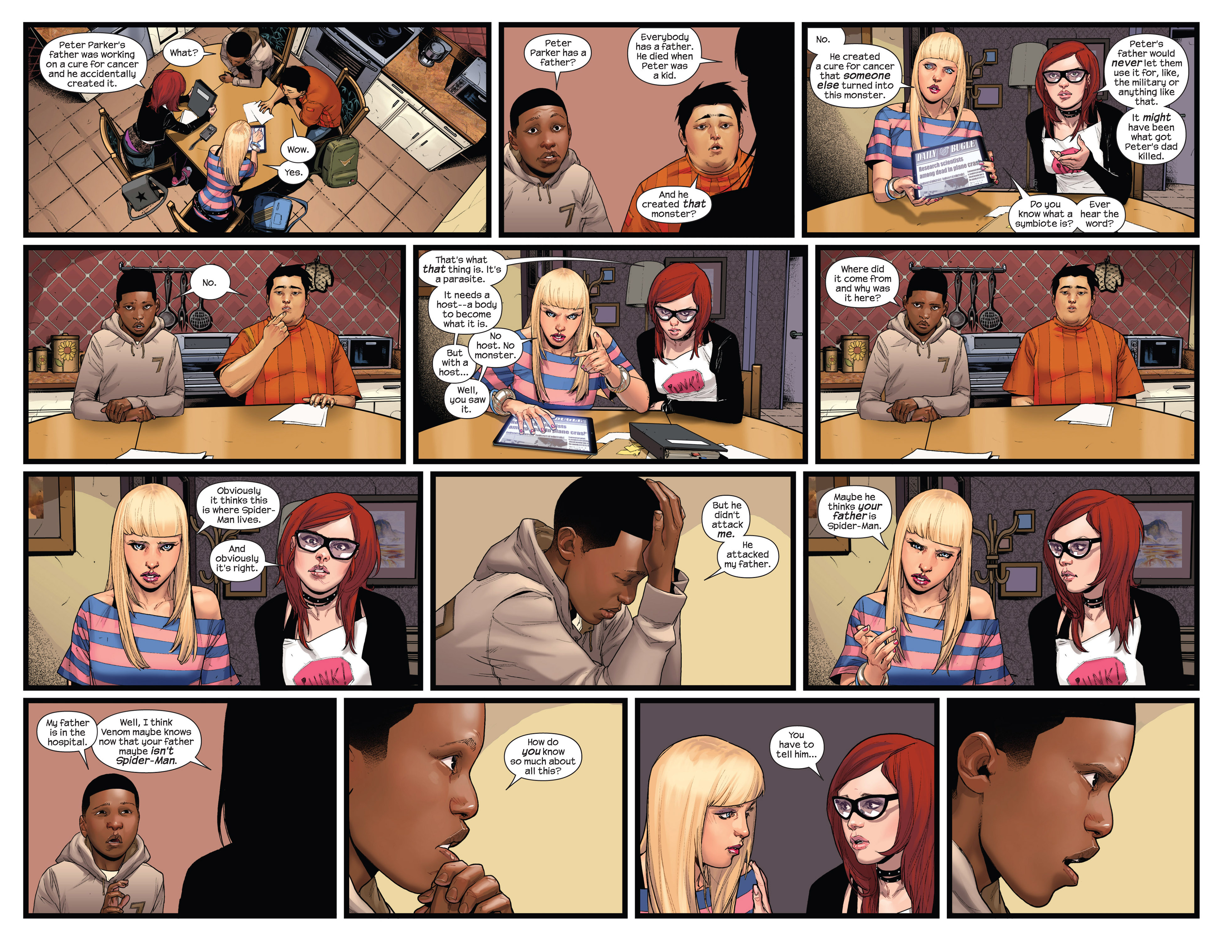 Read online Ultimate Comics Spider-Man (2011) comic -  Issue #21 - 13