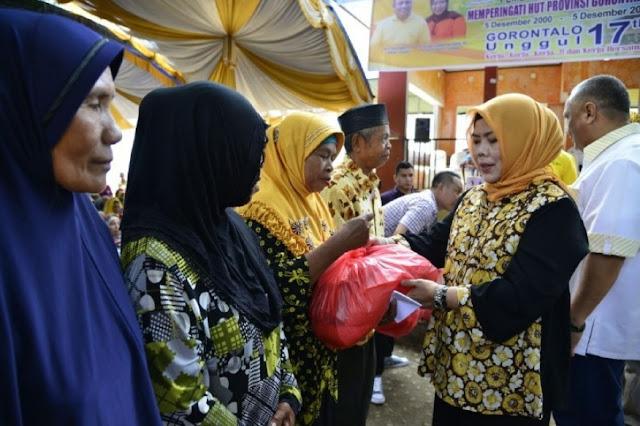 Idah Syahidah Prakarsai RSUD Ainun Gorontalo Bikin Gerakan Minim Sampah Plastik