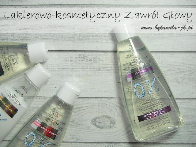 Joanna seria prebiotyczna szampon prebiotyki