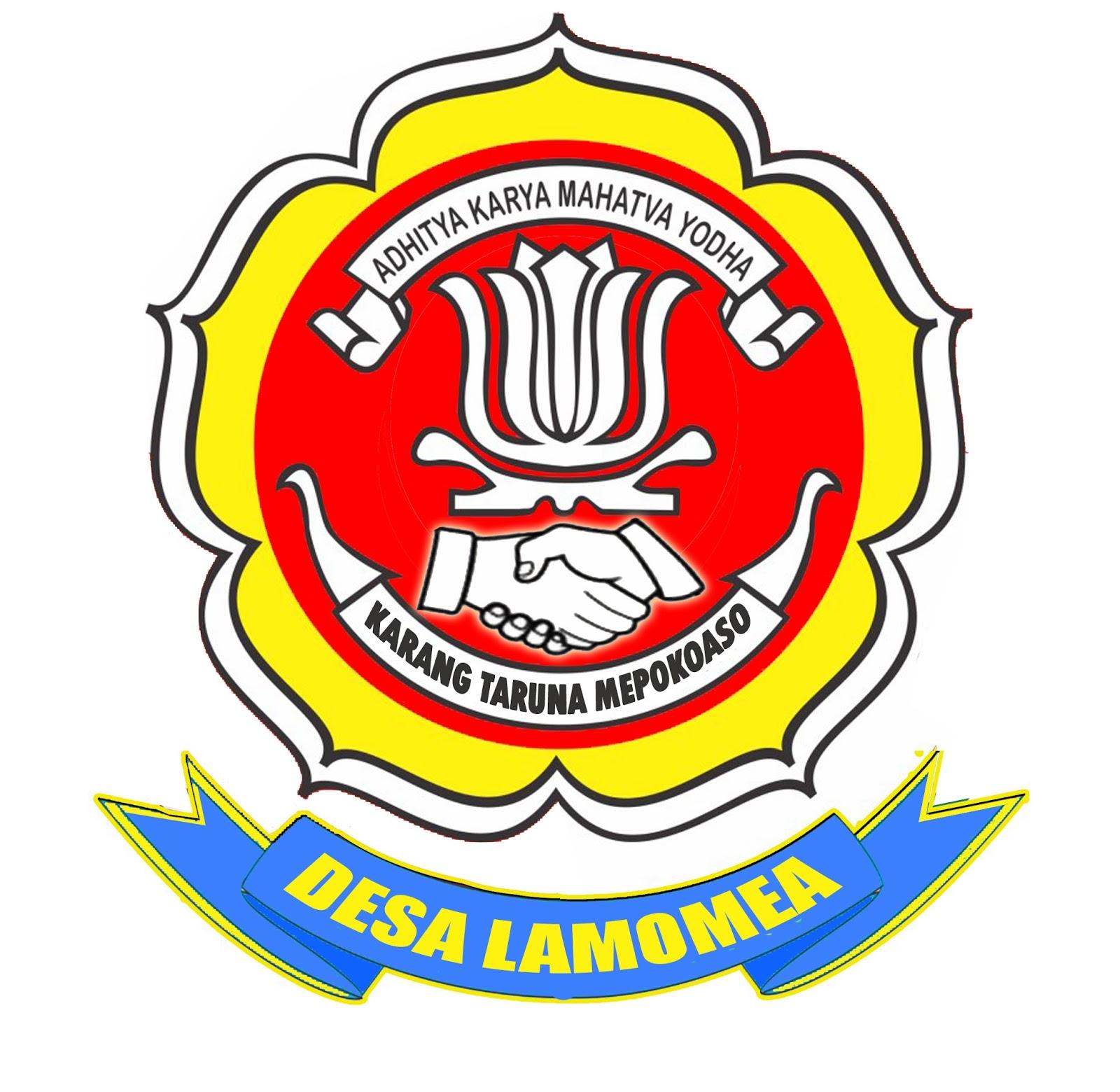 Karang Taruna Mepokoaso Desa Lamomea Logo Gambar