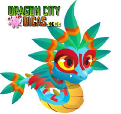 Dragão Quetzal