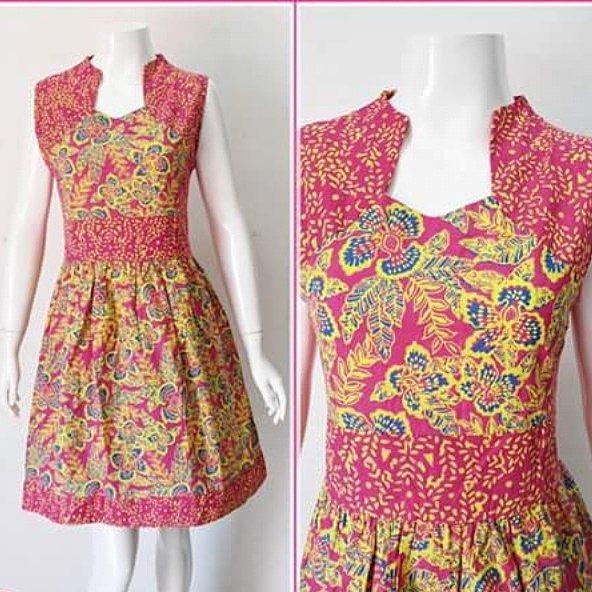 Model Baju Batik Modern Dress: Pusat Model Baju Batik Modern