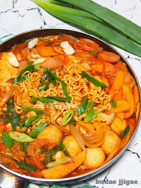 resep korean army stew