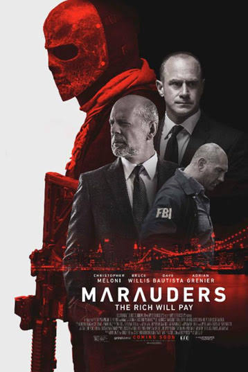 Download Marauders (2016) WEB-DL Subtitle Indonesia