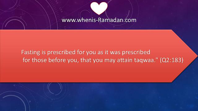 Ramadan Allah Quotes