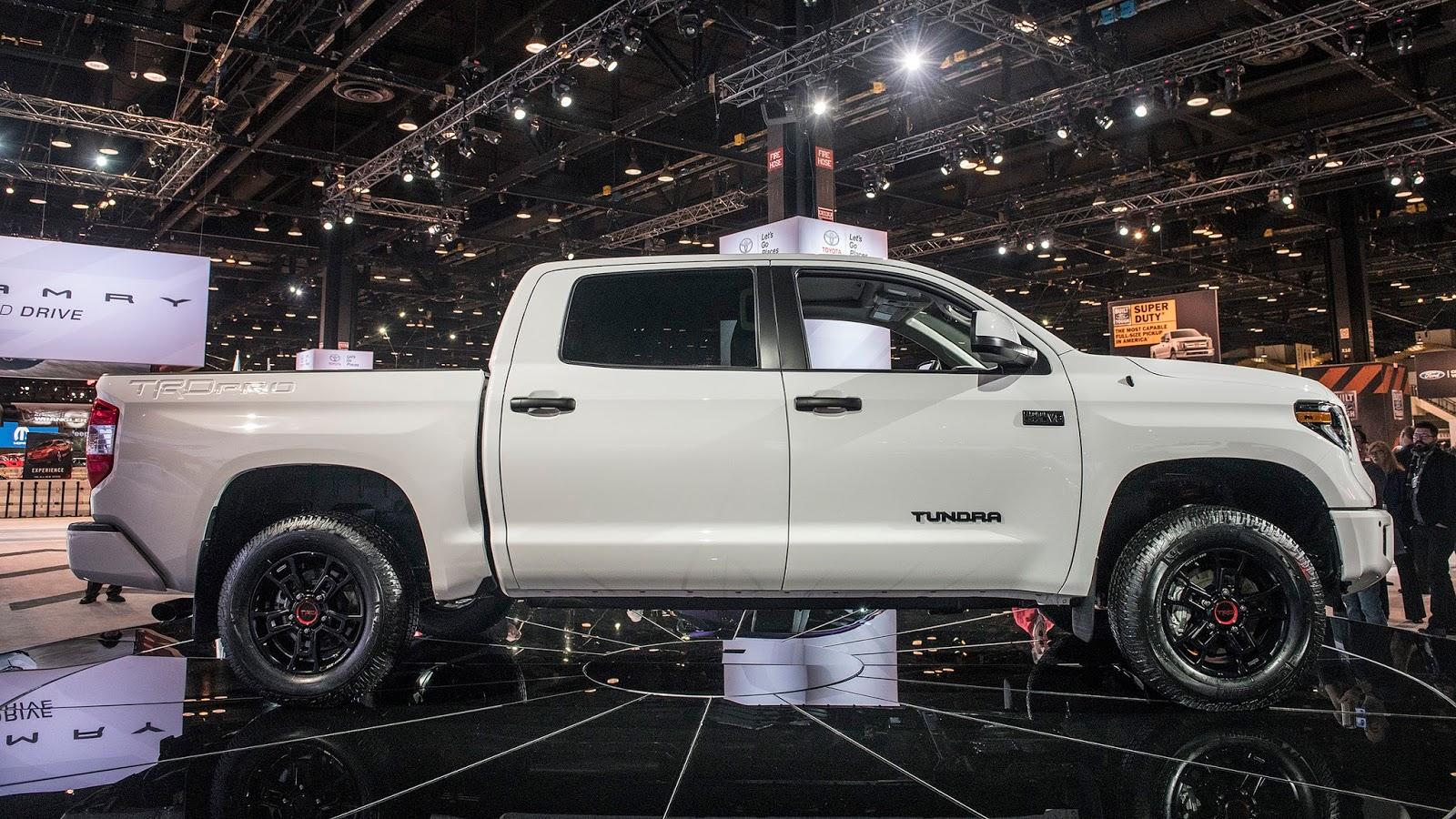 Toyota Tundra Trd Pro Chicago 2018
